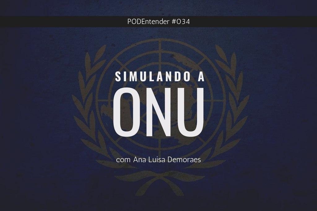 Sobre a simulação da ONU
